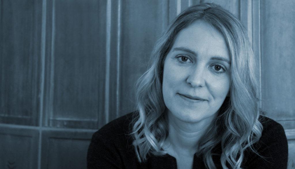 Foto Annika Grimme Porträt